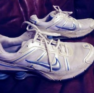 Mens NIKE Shox Running Shoes men Sz 10, 331152-101